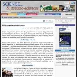 Dérives polytechniciennes