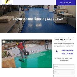 Polyurethane Flooring Cape Town