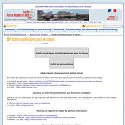 Lycée Polyvalent Pierre Mendès France - Epinal -
