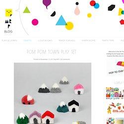 Pom Pom Town Play Set - Mr Printables Blog