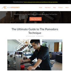 The Pomodoro Technique – An Effective Method for Working on Tasks