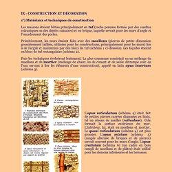 Pompéi - Eléments de Civilisation (page 3)