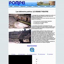 Pompéi - Le Grand Théâtre -