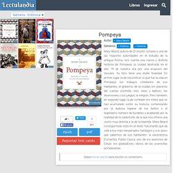 Pompeya - Descargar epub y pdf gratis - lectulandia