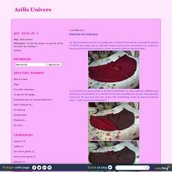 Poncho de portage - Azilis Univers