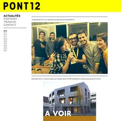 PONT 12 architectes sa