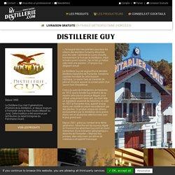 Absinthes et Pontarlier Distillerie Guy : absinthes et spiritueux anisés français - My Distillerie