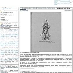 Risorsa Guardia corsa pontificia