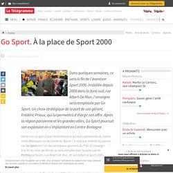 Pontivy - Go Sport. À la place de Sport 2000