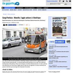 . Cergy-Pontoise : Mooville, l'agglo carbure à l'électrique