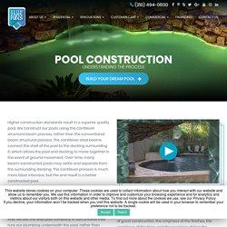 Pool Construction in San Antonio