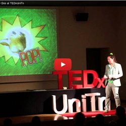 ▶ Popcorning My Way Through: Dey Dos at TEDxUniTn