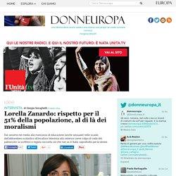 Intervista - Europa - 8 aprile 2014