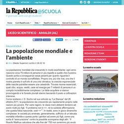 Dalla Scuola - Repubblica@SCUOLA - Il giornale web con gli studenti