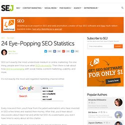 24 Eye-Popping SEO Statistics