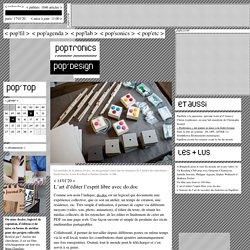 poptronics ' L'art d'éditer l'esprit libre avec do.doc