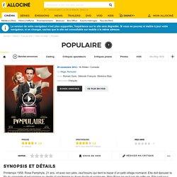 Populaire - film 2012