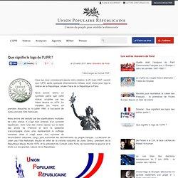 Que signifie le logo de l'UPR ? - Élections présidentielles 2012, F. ASSELINEAU
