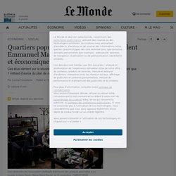 Quartiers populaires: 110maires interpellent Emmanuel Macron sur la crise sanitaire etéconomique
