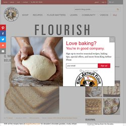 Q. What's our most popular recipe? A. You won't believe it... - Flourish