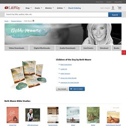 Christian Popular Authors | Beth Moore