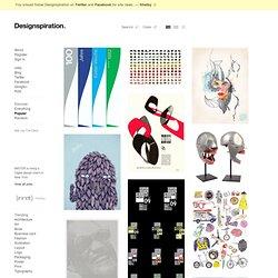 Popular — Designspiration