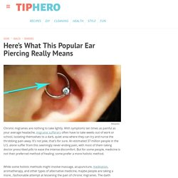 Here's What This Popular Ear Piercing Really Means