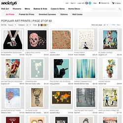 Popular Art Prints