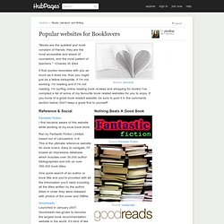 Top websites for Readers
