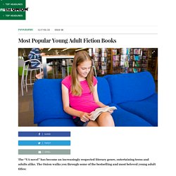 Most Popular Young Adult Fiction Books
