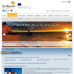 Saint Martin vie locale - population politique architecture art jeux religions de l ile de saint martin - OT st martin