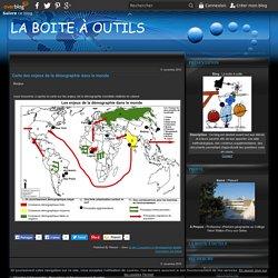 5e geo.2 population et developpement durable - La boite à outils