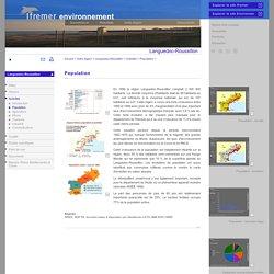 Population / Activités / Languedoc-Roussillon