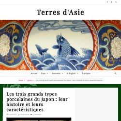 Les trois grands types porcelaines du Japon : leur histoire et leurs caractéristiques – Terres d'Asie