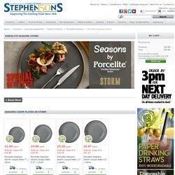 Porcelite Seasons Storm - Stephensons