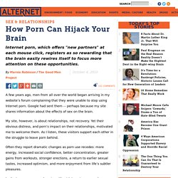 How Porn Can Hijack Your Brain