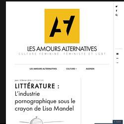 LITTÉRATURE : L'industrie pornographique sous le crayon de Lisa Mandel – LES AMOURS ALTERNATIVES