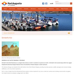 Port Augusta City Council - Grindell's Hut