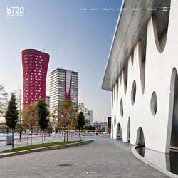 The Porta Fira Towers project, Barcelone - b720 Fermin Vazquez Arquitectos
