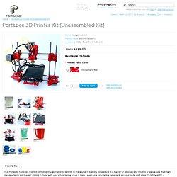 Portabee 3D Printer