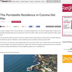 The Portabello Residence in Corona Del Mar