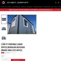 Portable Site Cabins for Sale