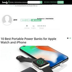 10 Best Portable Power Banks for Apple Watch and iPhone by 2019