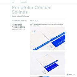 Portafolio Cristian Salinas