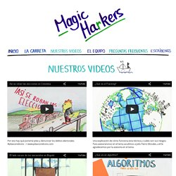 Videos de Magic Markers