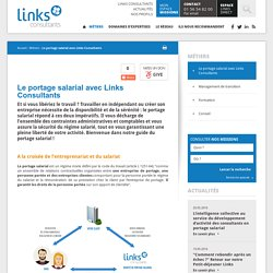 Le portage salarial avec Links Consultants