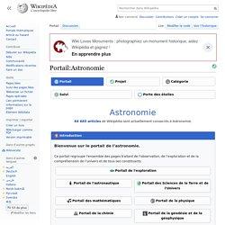 Portail:Astronomie