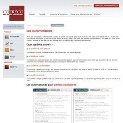 Automatismes pour portails alu, bois, PVC ou acier