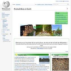 Portail:Bois et forêt