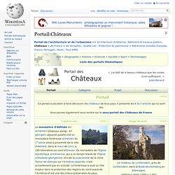 Portail:Châteaux